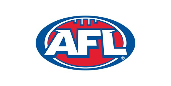 afl australian football league logo