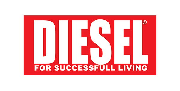 diesel for successful living logo