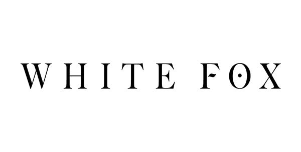 white fox logo