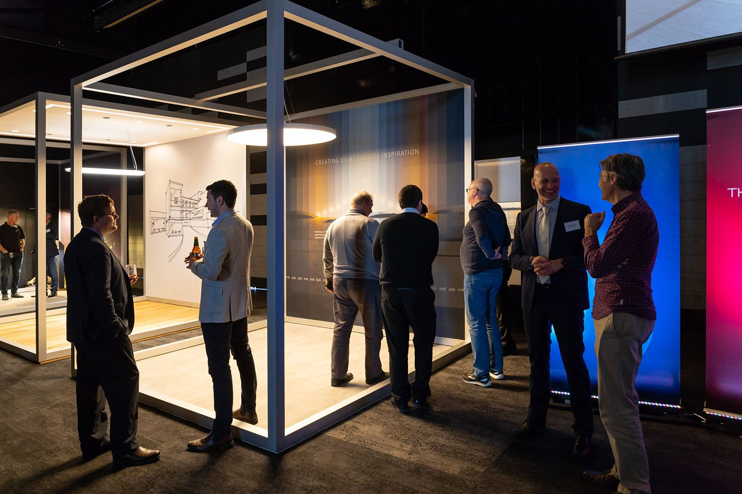 Zumtobel Business Conference Event by Alive