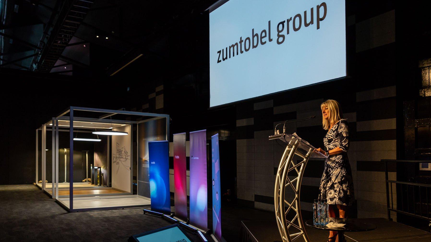 Zumtobel_Melb Conference Event
