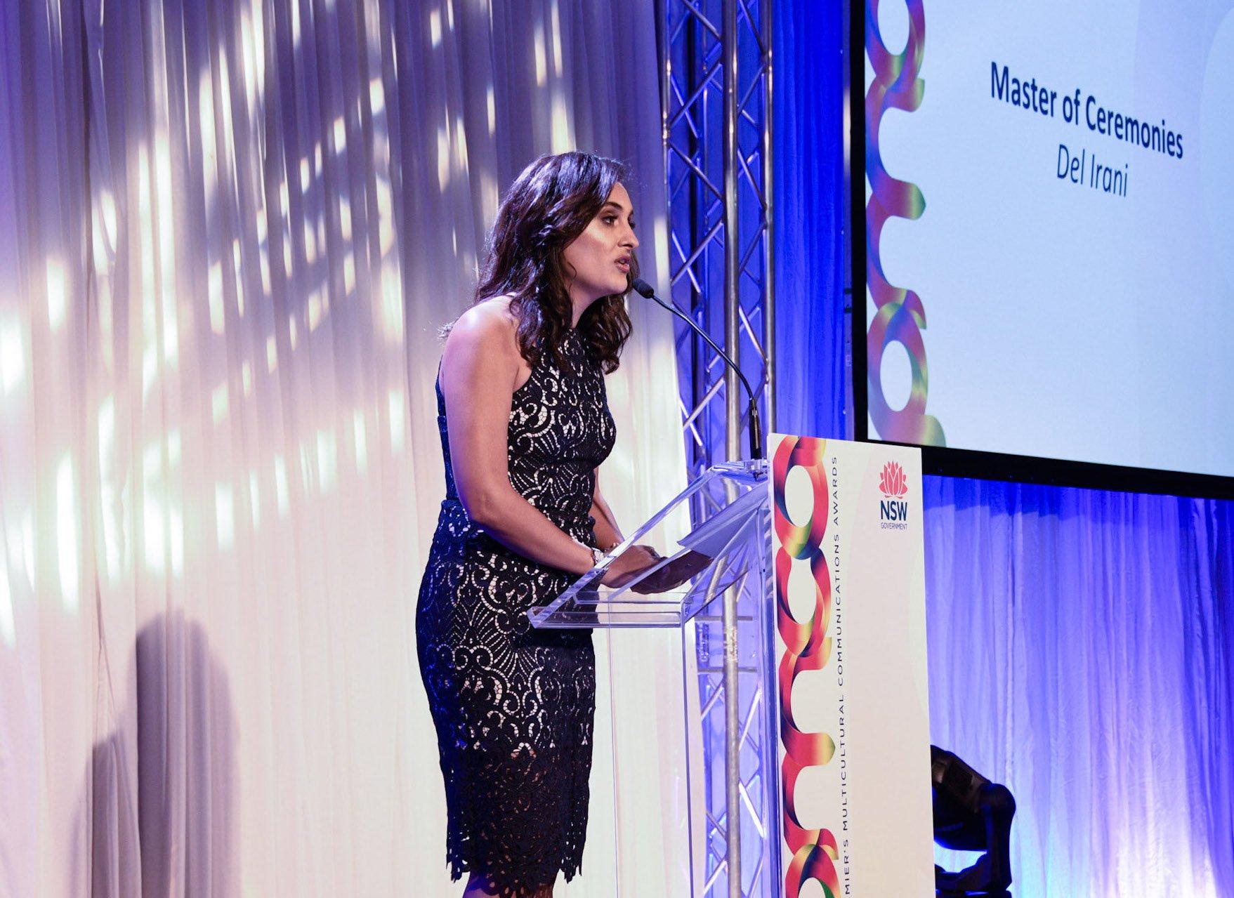 Awards Night Speaker