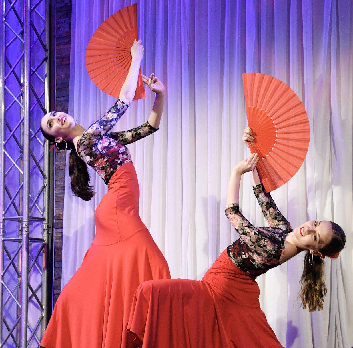 Awards Night Dancers