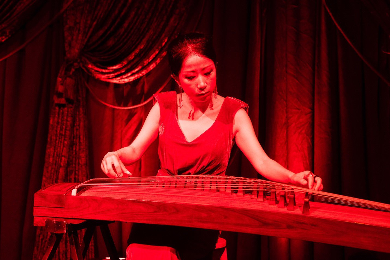 Cai Guo-Qiang exhibit